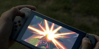 Nintendo Switch'in ekranı 720p destekleyecek