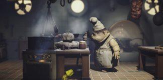 Fantastik bir korku oyunu: Little Nightmares