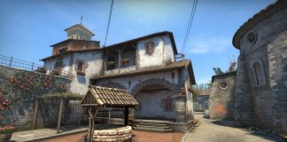 Inferno haritası yenilenerek CS:GO'ya geri döndü