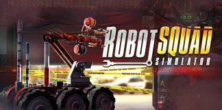 Robot Squad Simulator 2017 - İnceleme 2
