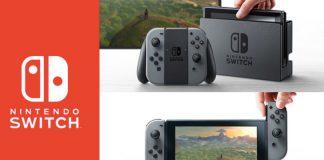 Nintendo'nun yeni ürünü Switch tanıtıldı 1