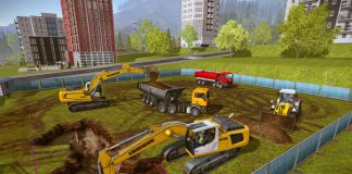 Construction Simulator 2015'e yedinci DLC geldi