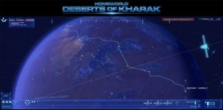 Homeworld: Deserts of Kharak - İnceleme 1
