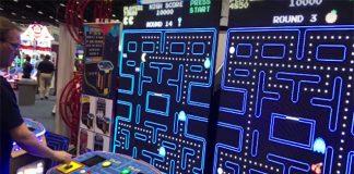 Dünyanın En Büyük Pac-Man Oyunu Görenleri Şaşırtıyor!