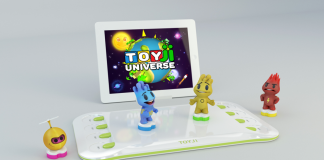 Dünyanın ilk oyuncak Pad'ini Türkler ürettti! 2