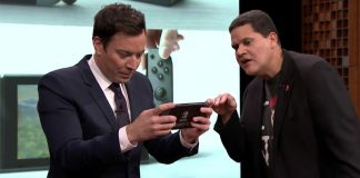 Jimmy Fallon Nintendo Switch'le oynadı!