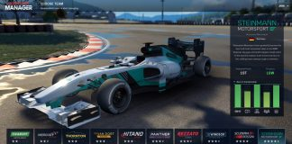Motorsport Manager - İnceleme 1
