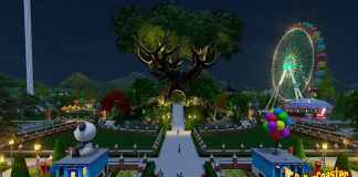 RollerCoaster Tycoon World™ - İnceleme 1
