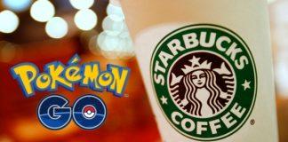 Starbucks ve Pokemon GO'dan büyük ortaklık! 1