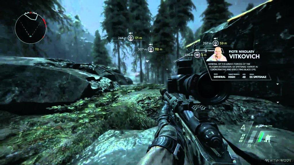 sniper ghostststt