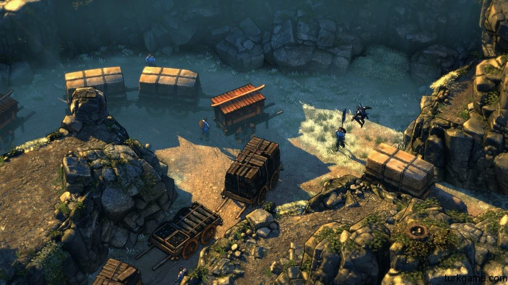 Shadow Tactics Blades of the Shogun-2