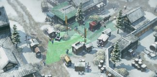 Shadow Tactics: Blades of the Shogun - İnceleme 1