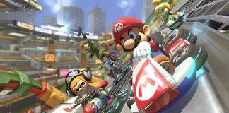 Mario Kart 8 Deluxe için geri sayım başladı