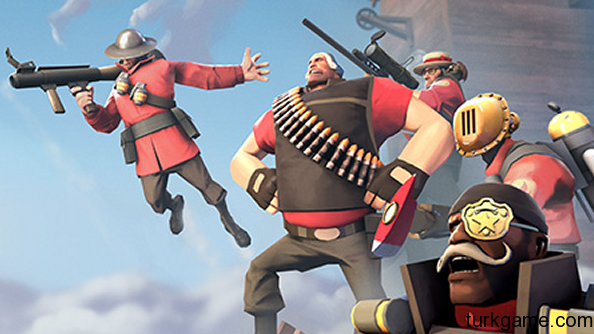 Multiplayer Oyunlar PC - Team Fortress