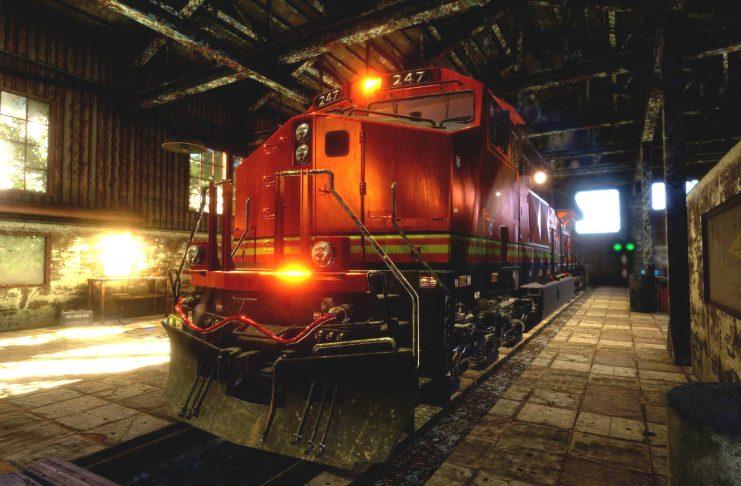 Train Mechanic Simulator 2017 – Oyun İncelemesi 1