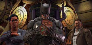 Ve Batman: The Enemy With Duyurusu Gerçekleştirildi 2