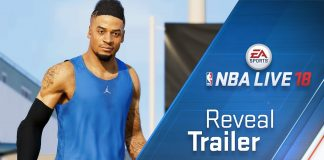 NBA Live 18'den Sürpriz Video 2