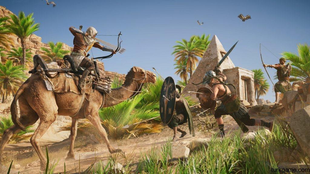 Assassin's Creed Origins Oyununda Her NPC'nin Bir Serüveni Var!22
