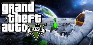 GTA 5'i Birde Uzayda Oynamak İster Misiniz? 2