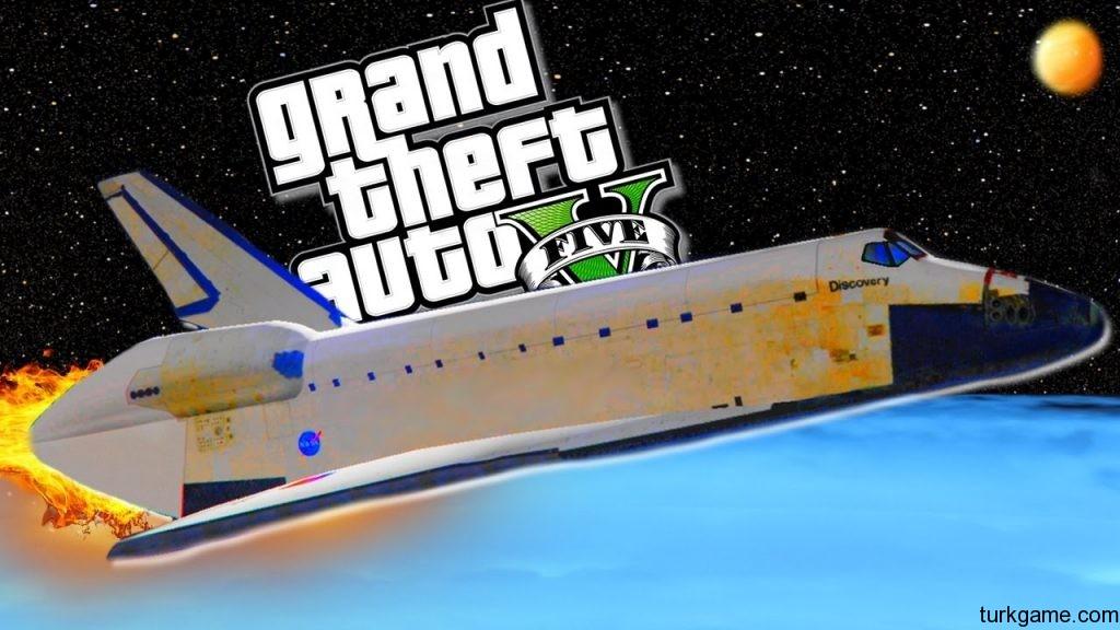 GTA 5'i Birde Uzayda Oynamak İster Misiniz?