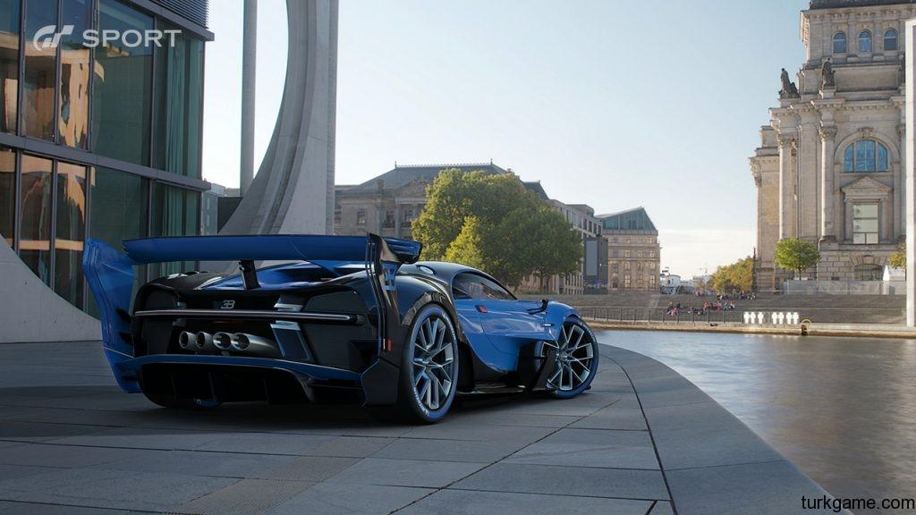 Gran Turismo Sport Oyunundan Yeni Bir Oynanış Videosu Yayımlandı