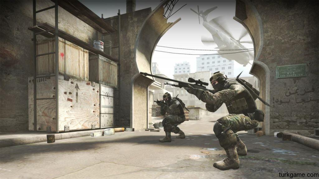 Counter Strike'ın Haritaları Tekrar Elden Geçiriliyor