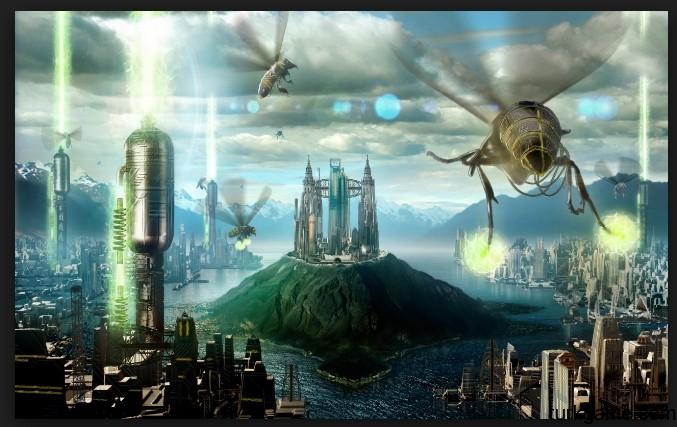 Oyun Dünyasında Sci-Fi Terimi Hakkında Bilgiler