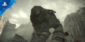 Shadow of the Colossus Oynanış Görüntüleri Yayımlandı