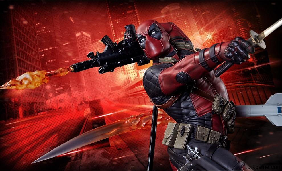 Deadpool Lisans Problemleri Nedeniyle Steam'den Kaldırılacak