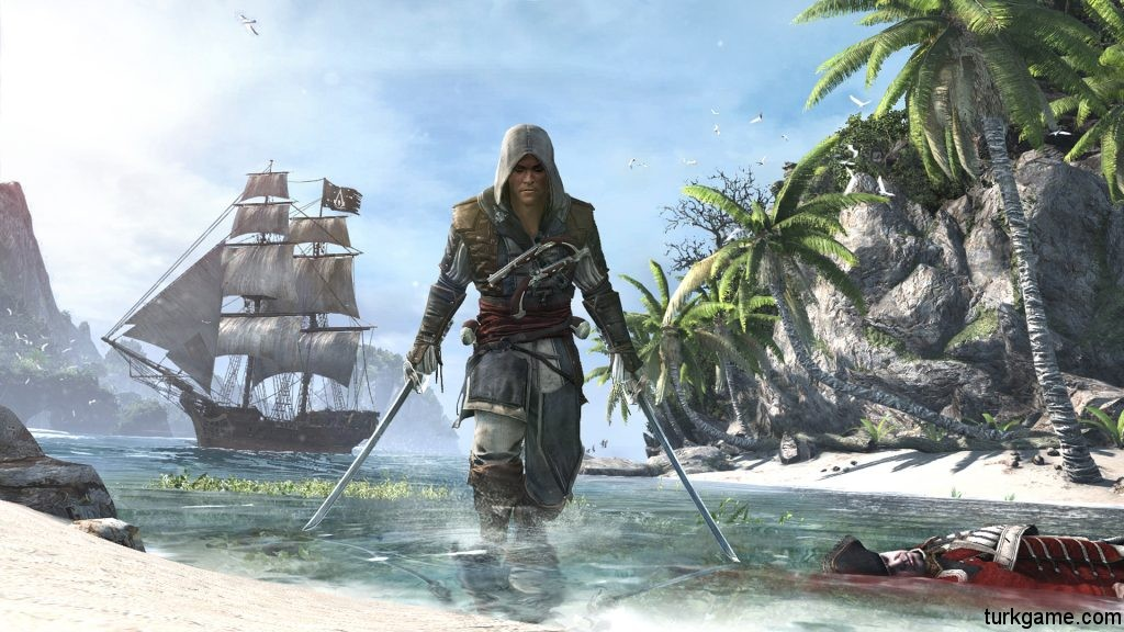 Assassin's Creed Black Flag Şu An Ücretsiz!