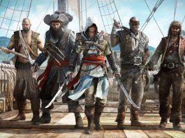 Assassin's Creed Black Flag Şu An Ücretsiz!
