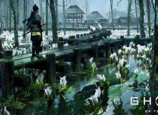 Ghost of Tsushima Yeni Oynanış Görüntüleri Yayımlandı