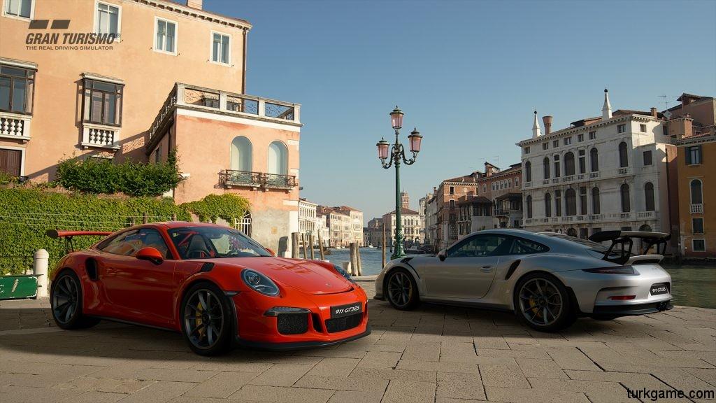 Gran Turismo Sport'a Güncellemeyle Pek Çok Yeni Özellik Geliyor