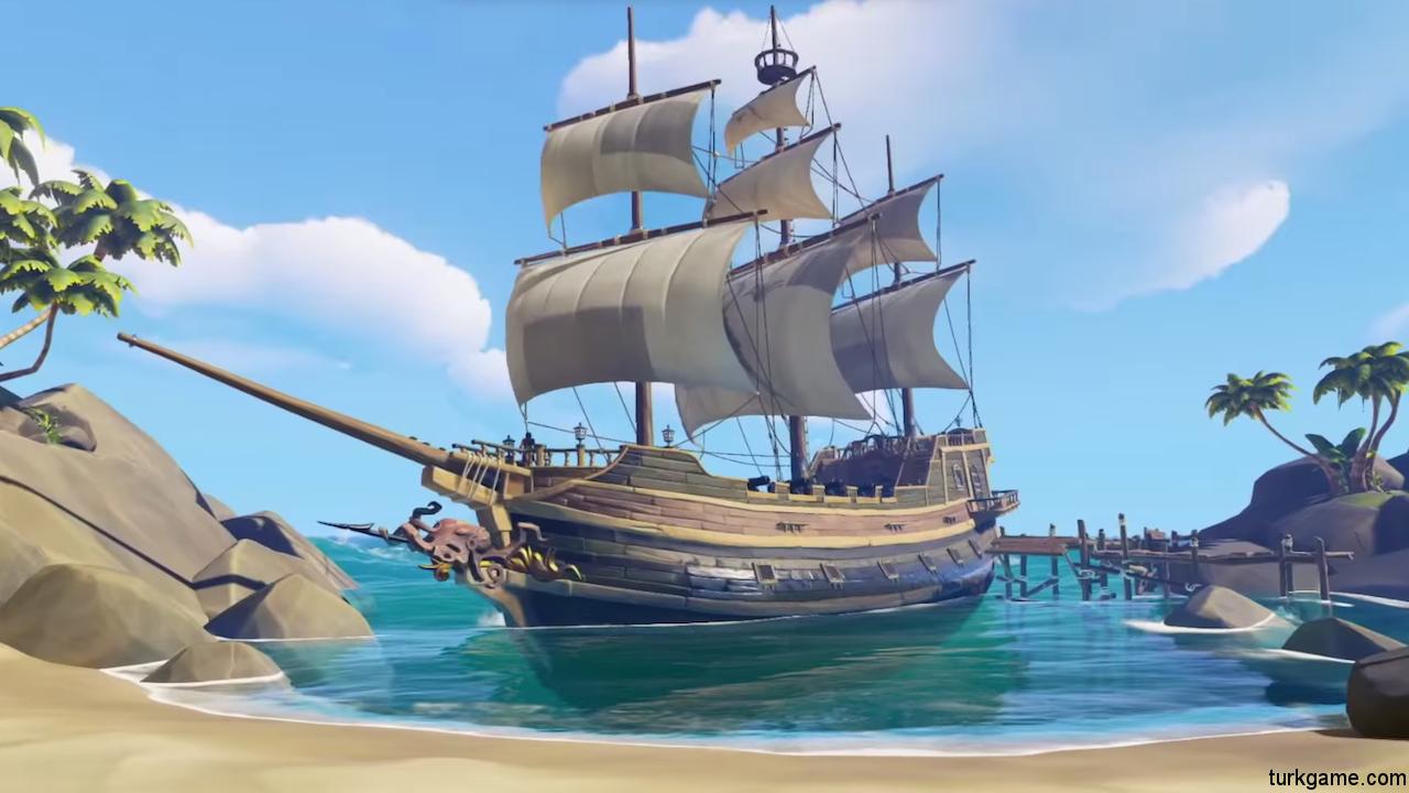 Korsancılık Oyunu Sea of Thieves'in Yeni Oynanış Videosu Geldi!