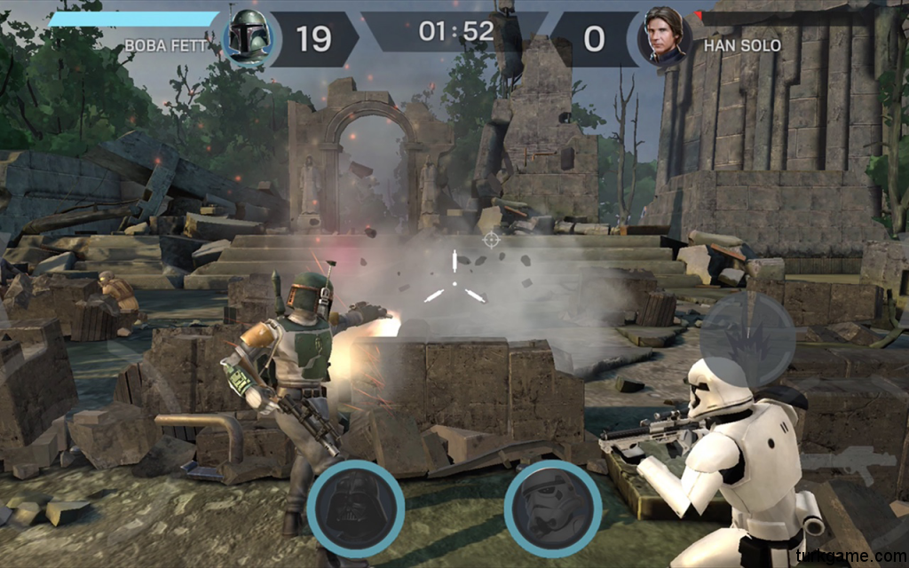 Akıllı Telefonlar İçin Yeni Bir Star Wars Oyunu Geliştiriliyor