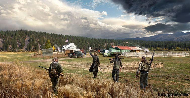 Far Cry 5 Hakkında Yeni Bilgiler Var