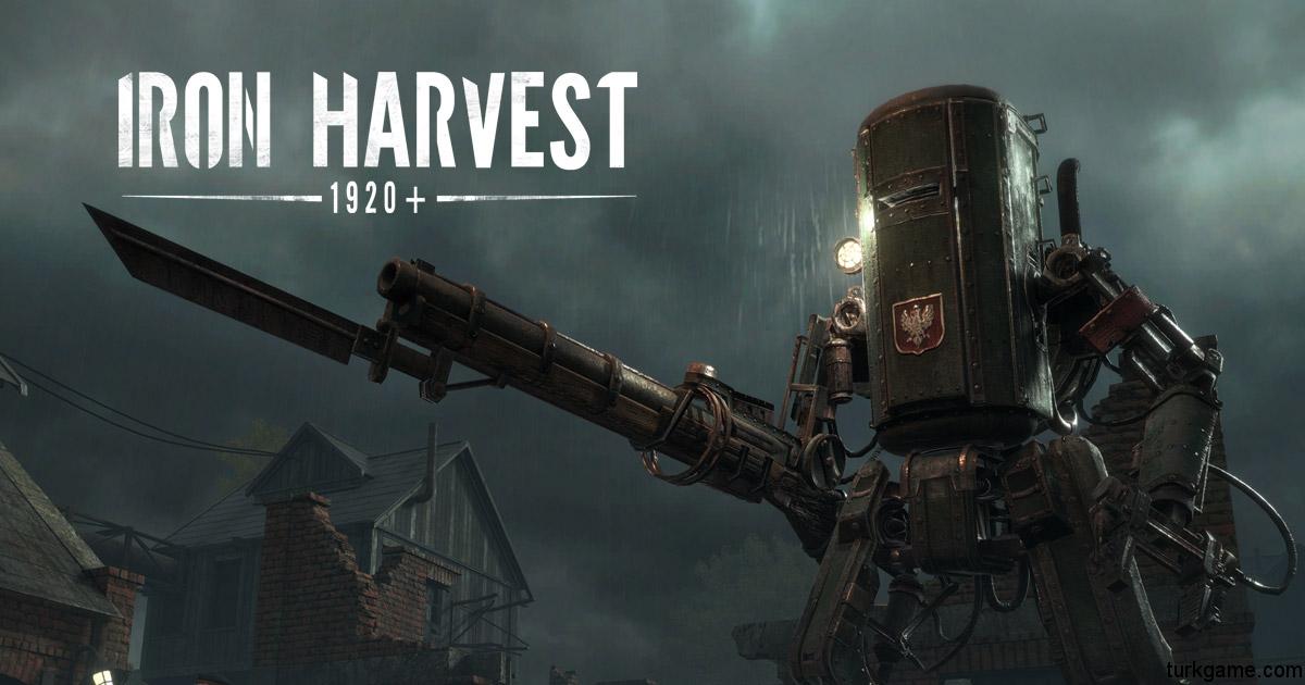 Iron Harvest RTS Deneyimini Yaşatmaya Geliyor