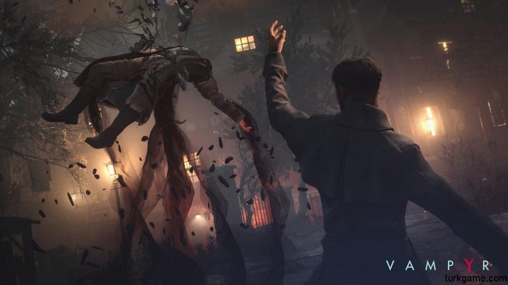 Vampyr Oyunu İle İlgili Yeni Bir Video Daha Paylaşıldı