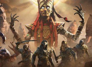 Yeni AC: Origins DLC Fragmanı Yayınlandı