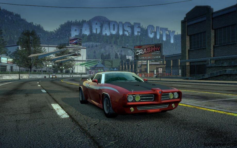 Burnout Paradise Remastered Versiyonu Geliyor
