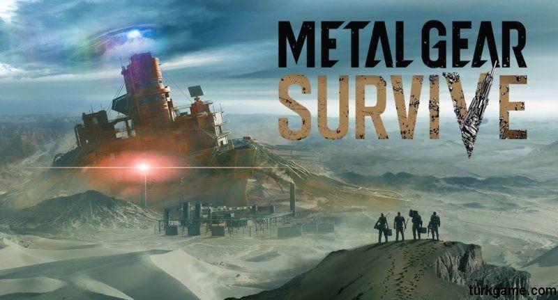 Metal Gear Survive Oyun İçi Ödeme Sistemi Nedeniyle Eleştiriliyor