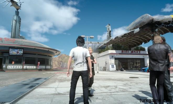 Final Fantasy XV Artık PC Platformunda Da Oynanabilir!
